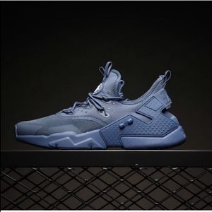 NWT Nike Air Huarache Drift Team Blue M AUTHENTIC